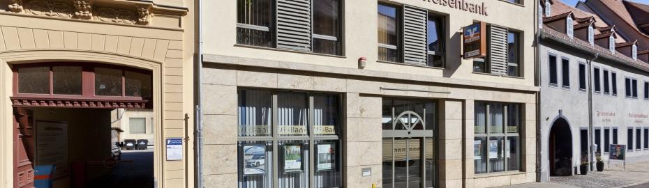 VR-Bank Altenburger Land eG, Filiale Altenburg, Brühl 3